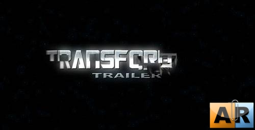 After Effects Project Videohive - Transformer Trailer