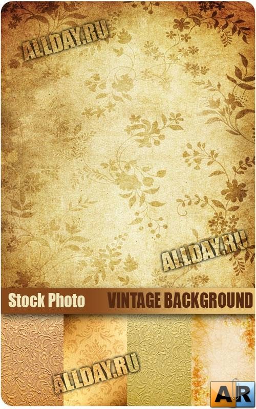 Винтажные фоны | Vintage background - UHQ Stock Photo