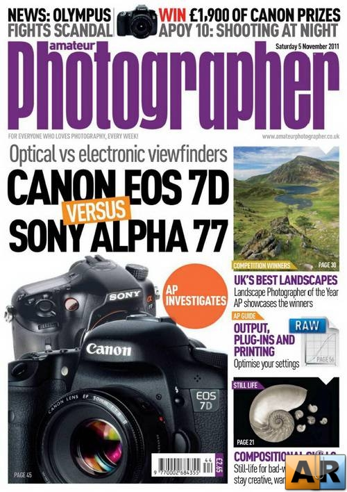 Amateur Photographer 05 November 2011