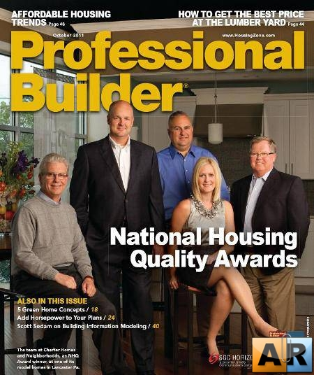 Professional Builder - October 2011