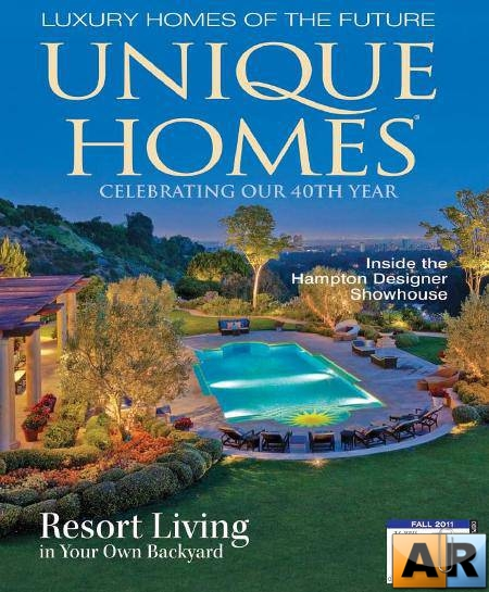 Unique Homes - Fall 2011