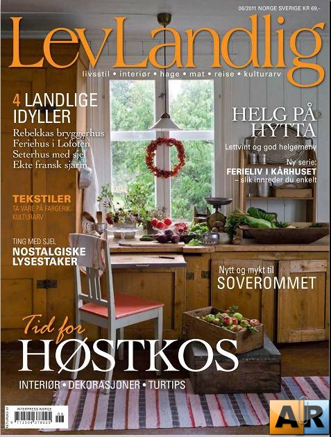 Lev Landlig Issue 6 2011