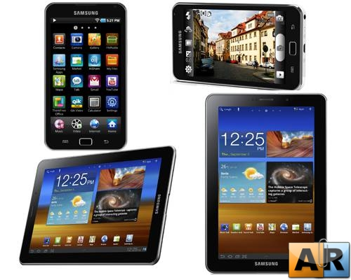 Tablet PC Samsung Galaxy