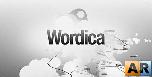 After Effects Project - Wordica