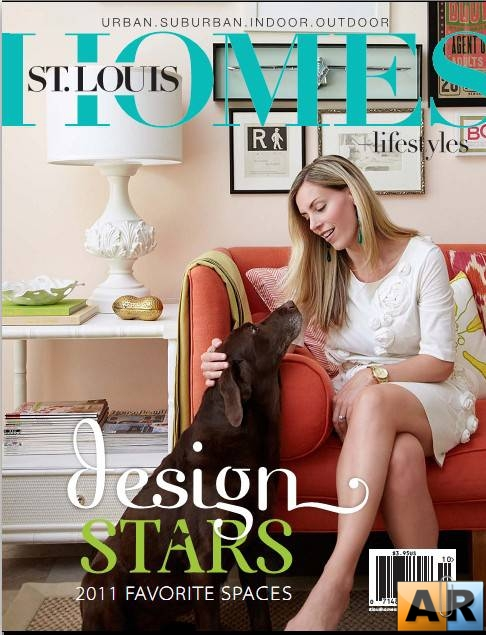 St. Louis Homes & Lifestyles №10 (October 2011)