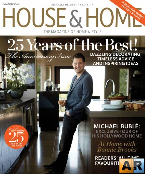 House and Home - November 2011 (Canada)
