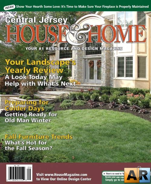 Central Jersey House & Home September 2011