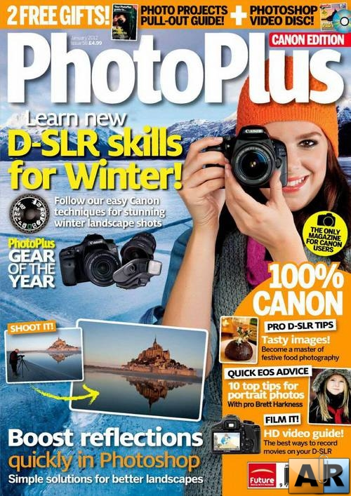 PhotoPlus (January 2012)