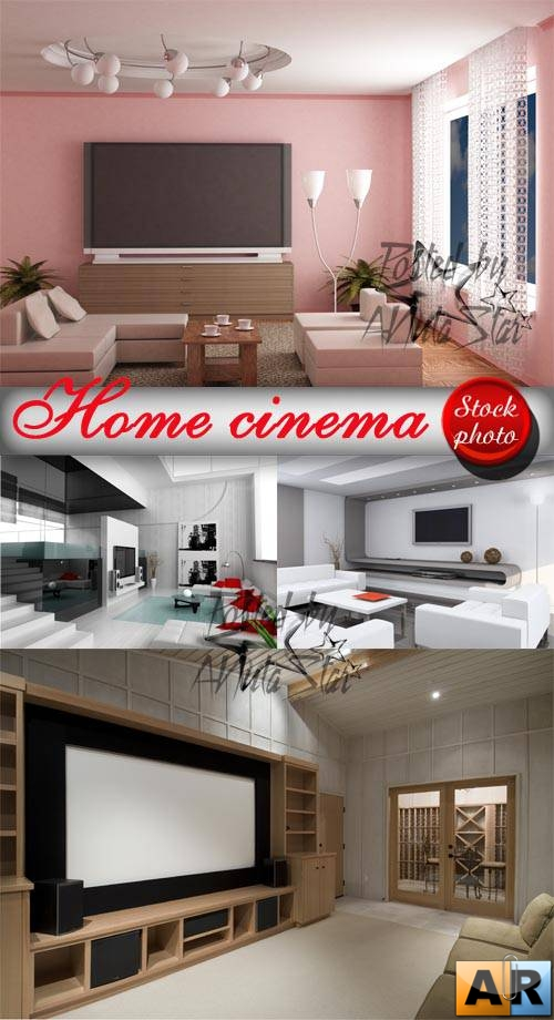 Home cinema # 1  Домашний кинотеатр  # 1