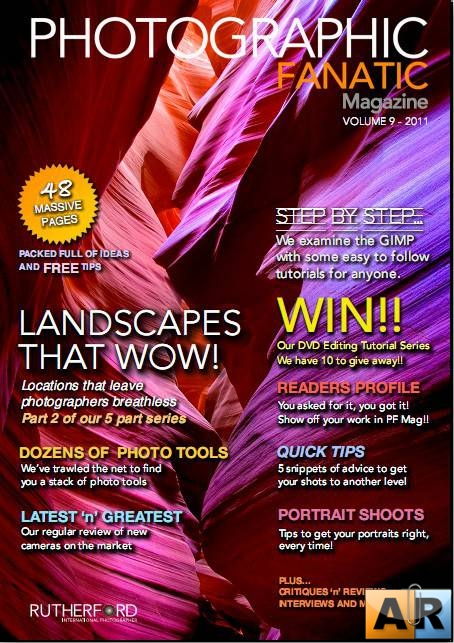 Photographic Fanatic issue 09 2011