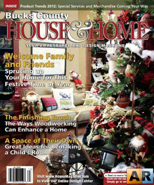 Bucks County House & Home - November 2011