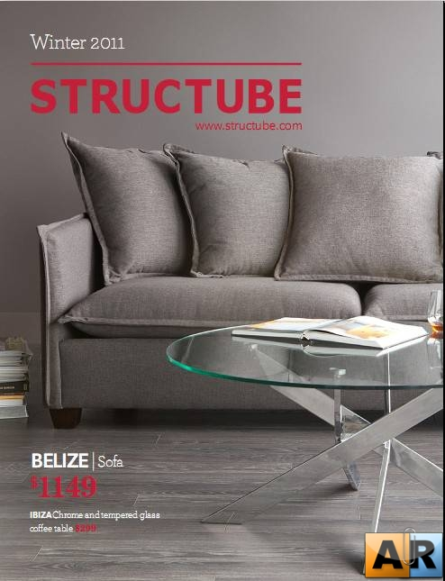 Structube Catalogue - Winter 2011