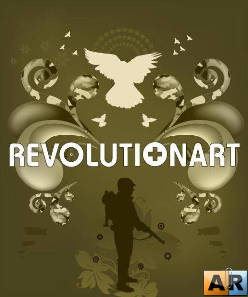 RevolutionArt Issue 33 - December 2011