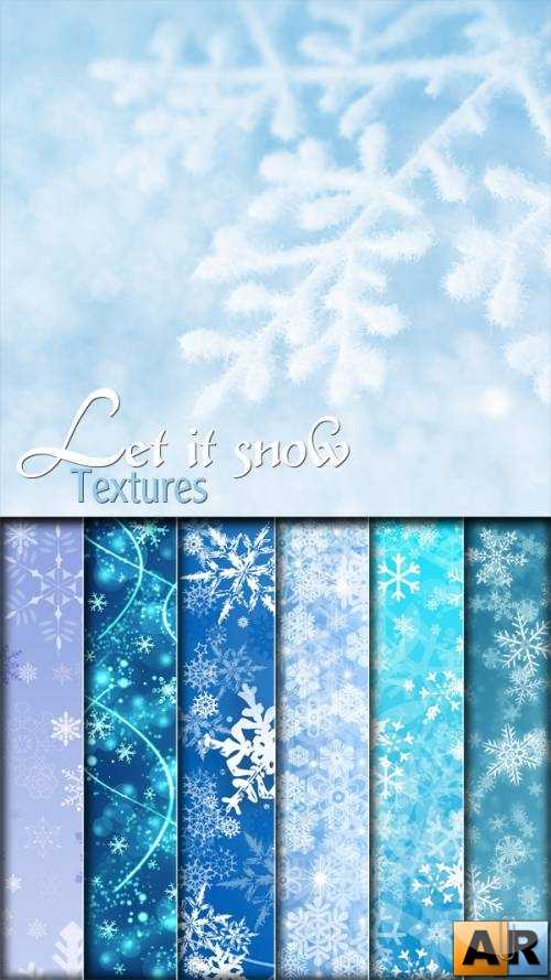 Let it snow - Textures