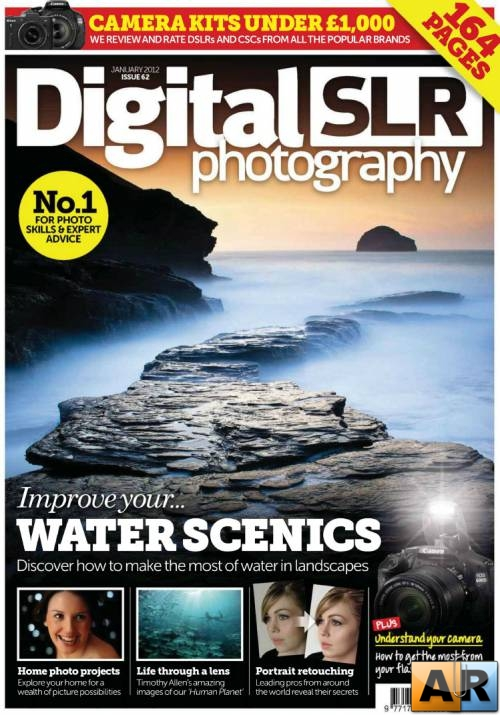 Digital SLR Photography - January 2012