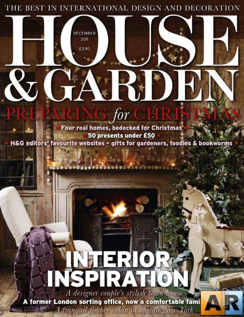 House and Garden - December 2011 (UK)