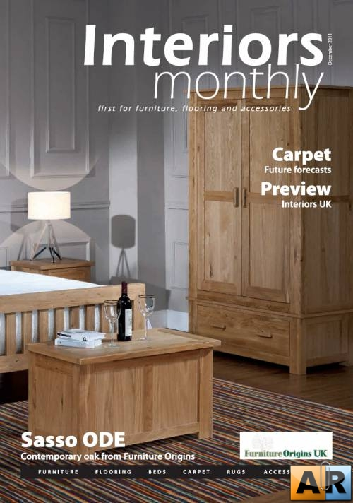 Interiors Monthly - December 2011