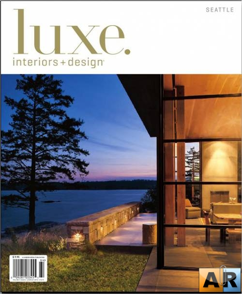 Luxe Interiors + Design Seattle Volume 9 Issue 4