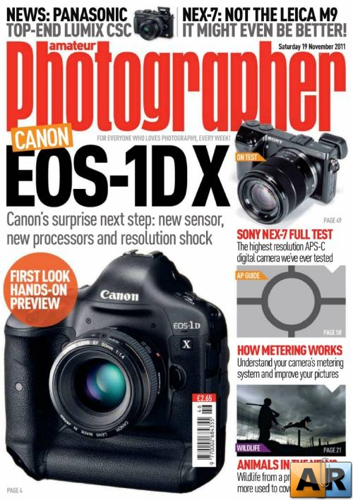 Amateur Photographer - 19 November 2011