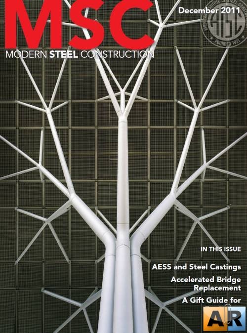 Modern Steel Construction - December 2011