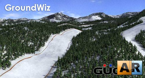 Gugila GroundWiz Full 1.8 for 3ds Max