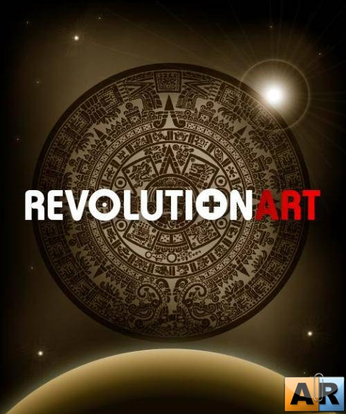 RevolutionArt Issue 34 - February 2012
