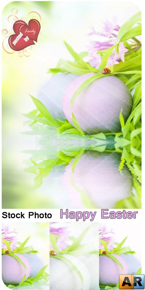 Stock Photo - Happy Easter 6
