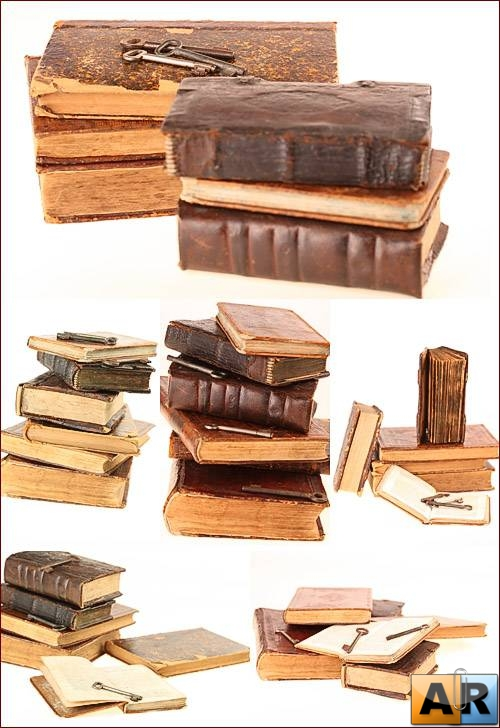 Photostock - Old Books