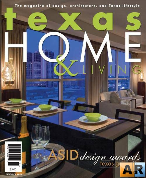 Texas Home & Living - January/February 2012