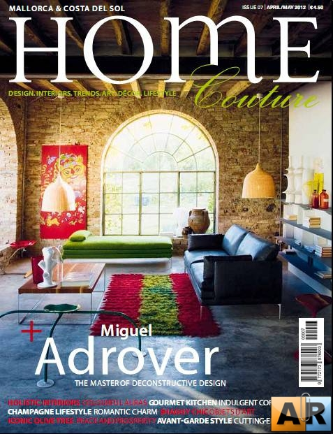 Home Couture Issue 07 (April/May 2012)