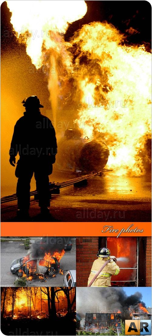Пожар | Fire photos