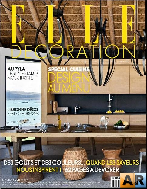 Elle Decoration №207 (Avril 2012)