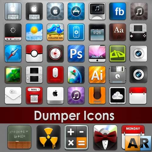 Dumper  Icons  Pack
