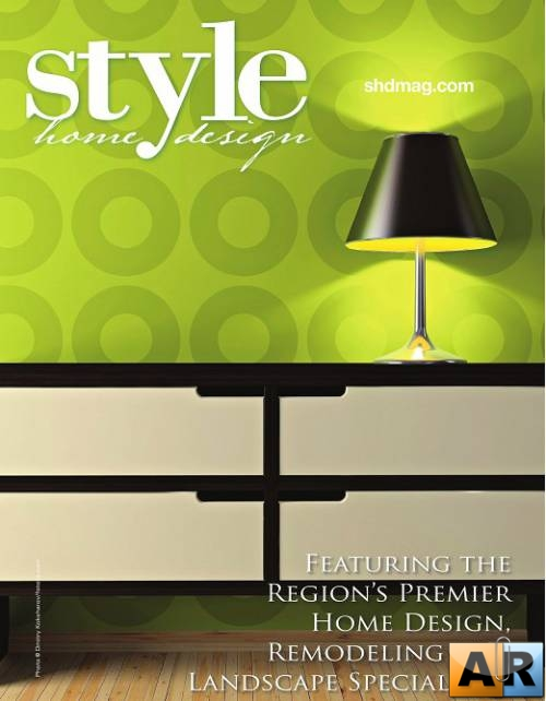Style Home Design - January/February 2012