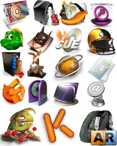 Best Icons Pack 2011. Part 3