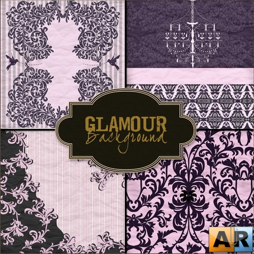 Glamour Backgrounds