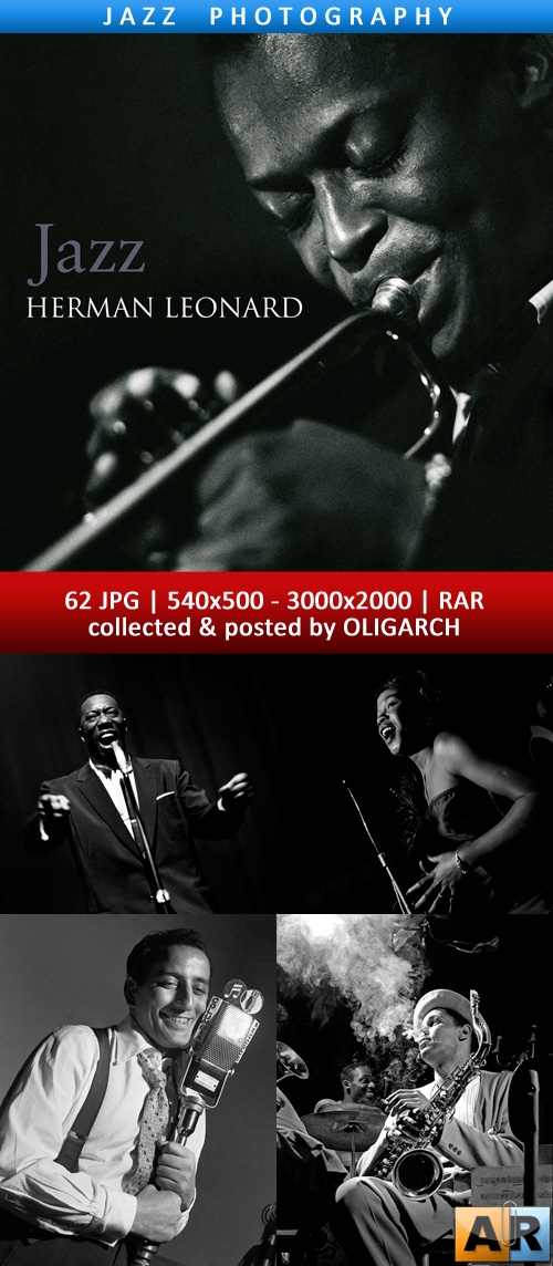 Herman Leonard Photography Vol.1 - JAZZ