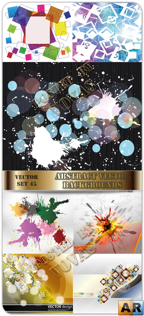 Abstract Vector Backgrounds 45