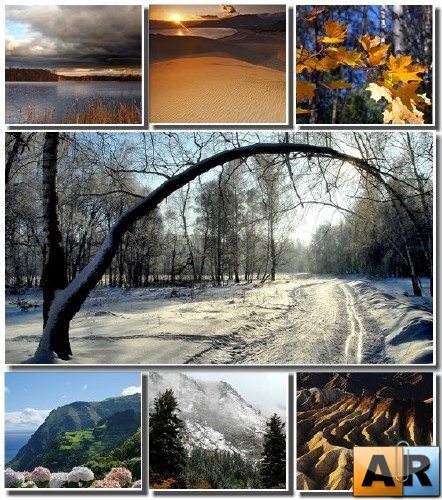 SuperPack Beautiful Nature HD Wallpapers Part 240