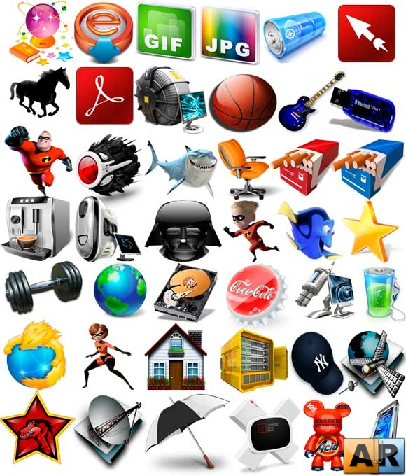 Иконки Best Icons Pack
