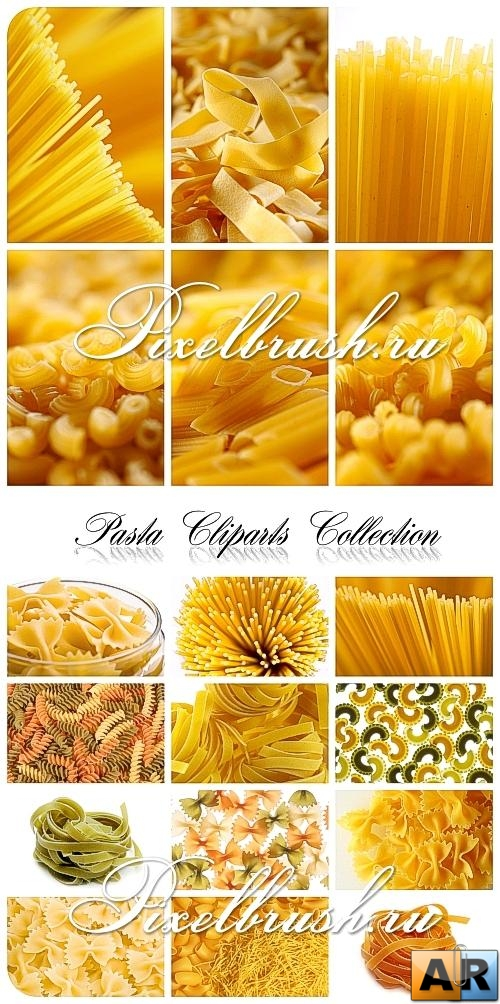 Pasta Cliparts Collection