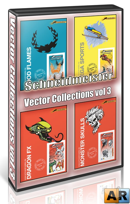 Schneidmeister Vector Collections vol 3
