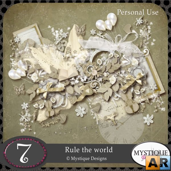 Scrap Kit - Rule The World